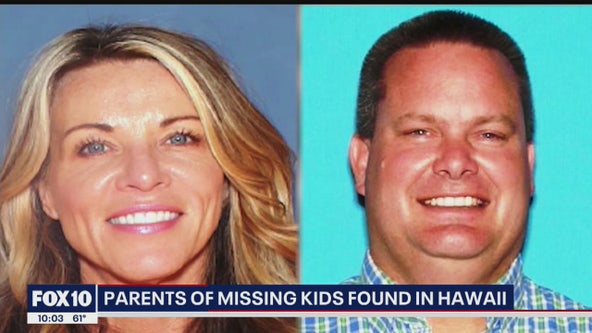 Lori Vallow and Chad Daybell located in Hawaii amid missing children case: source