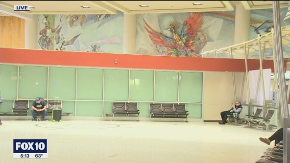 Final Countdown: Sky Harbor's Terminal 2 is closing up shop