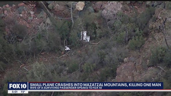 Plane crash kills 'family man,' wife of one of the survivors speaks out