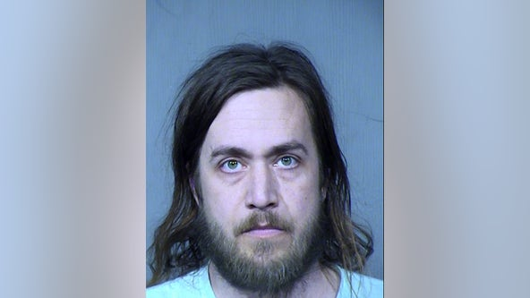 Police: Man admits to tagging 'Penis Man' on several locations in Tempe, Phoenix with graffiti