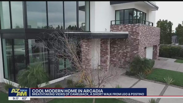 Cool House: Modern home in Arcadia with breathtaking views