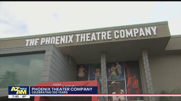Behind the scenes at the Phoenix Theater Company
