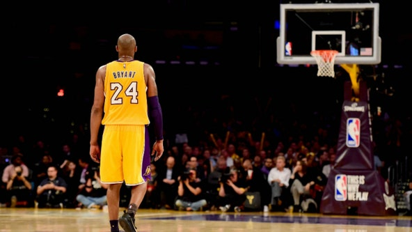 ESPN to re-air Kobe Bryant's final NBA game in which he scored 60 points
