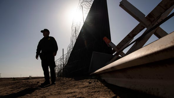 Department of Homeland Security seeks Pentagon funds for 270 miles of border wall