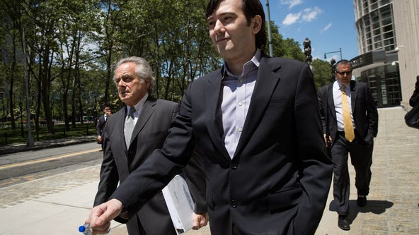New York, feds sue 'Pharma Bro' Martin Shkreli for 'scheme' to keep drug price up