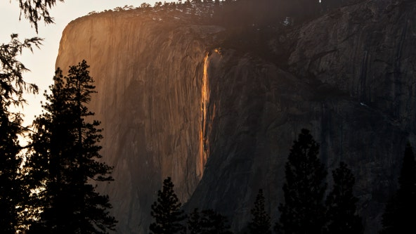 Yosemite's 'firefall' returns for two weeks this February