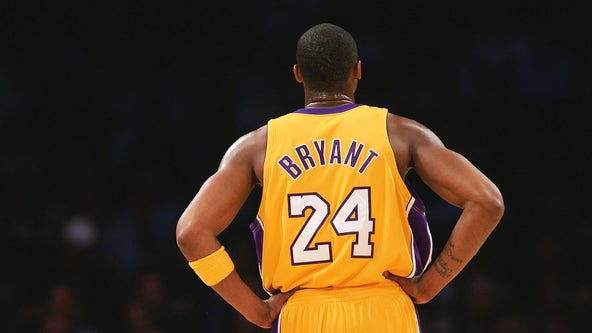 Kobe Bryant dead: NBA urged by fans to change logo, honoring late Lakers legend