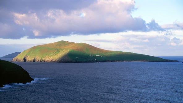 Remote island off Irish coast seeking couple to manage its coffee shop and accommodations