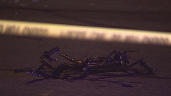 Bicyclist struck, killed by hit-and-run driver in Phoenix