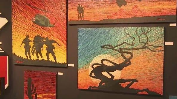 Arizona Fine Art Expo runs through March 22 in Scottsdale