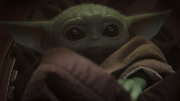 Build-A-Bear unveils Baby Yoda toy coming to stores this spring
