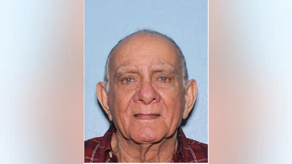 Missing elderly man found safe in Phoenix, Silver Alert canceled