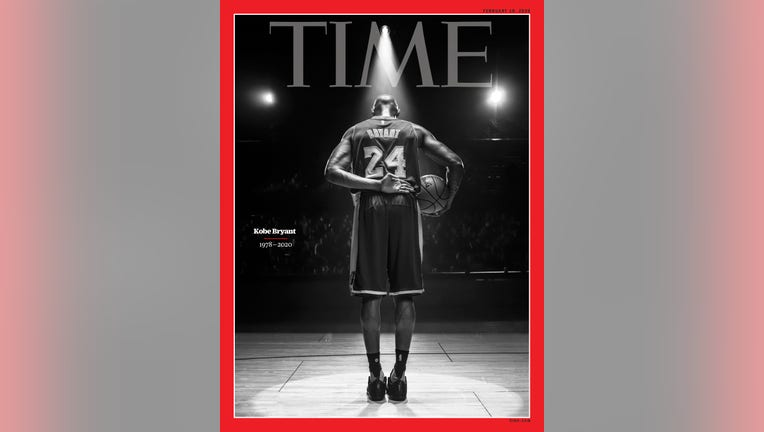 new by Bryant TIME Magazine will Kobe honor releasing