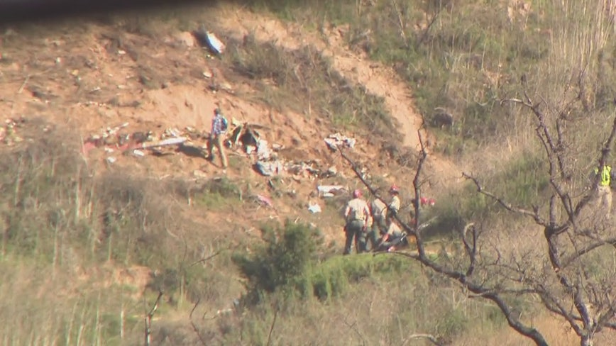 Public's help sought in federal investigation of deadly chopper crash that killed all nine onboard