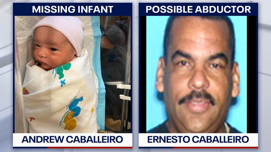 Amber Alert: Miami-Dade infant, father are missing after triple murder in South Florida home