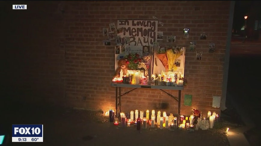 Vigil held for man killed in weekend shooting in Glendale; suspect arrested