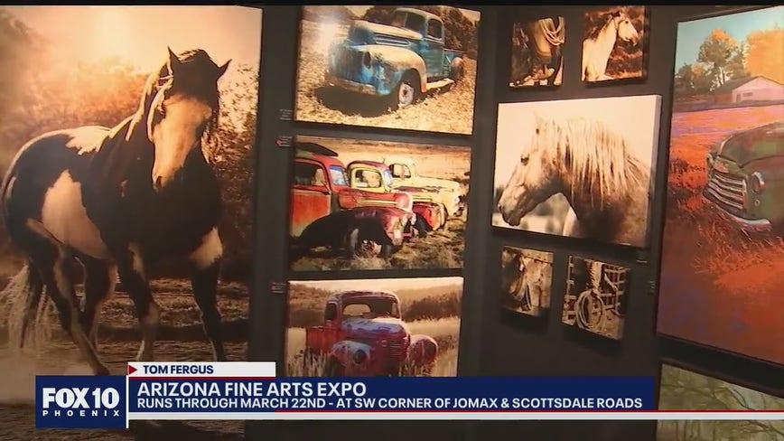 Arizona Fine Arts Expo runs through March 22