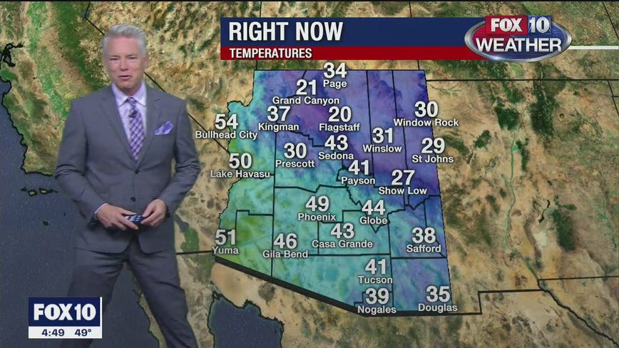 5AM Weather - 1/23/20