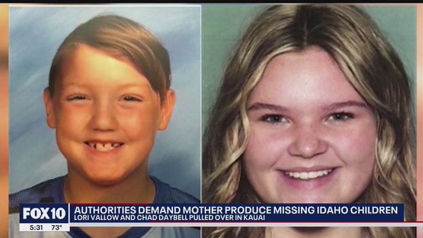 Idaho court order demands Lori Vallow to produce missing children