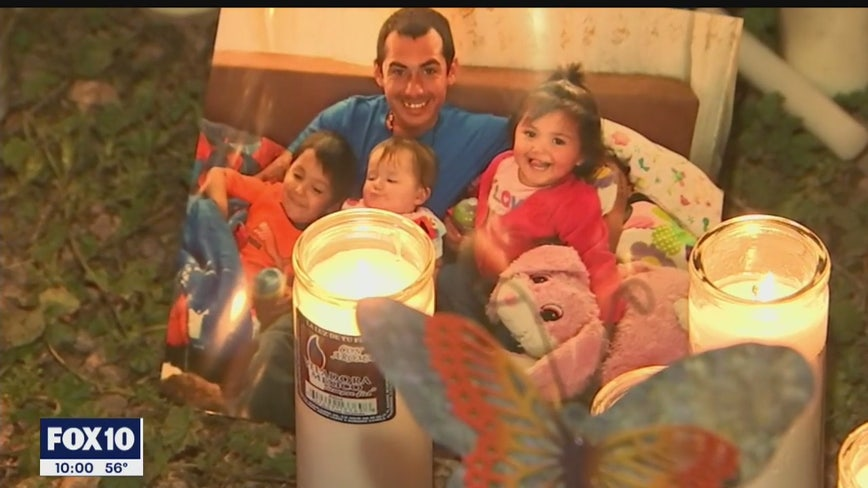 Community comes together to support family of 3 kids who were smothered to death