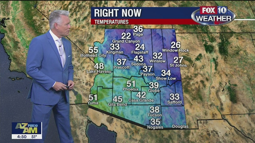 5AM Weather - 1/29/20