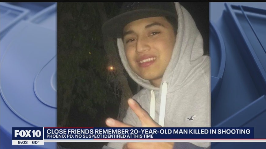 Best friend of slain 20-year-old has a message for his shooter