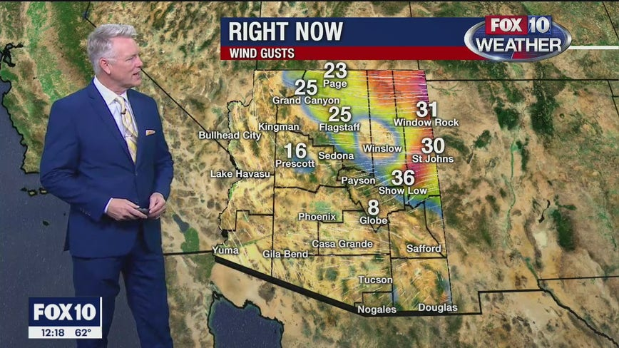 Noon Weather - 1/17/20