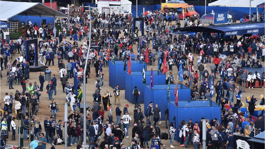 NFL says no tailgating for Super Bowl 54 in Miami; fans erupt on social media