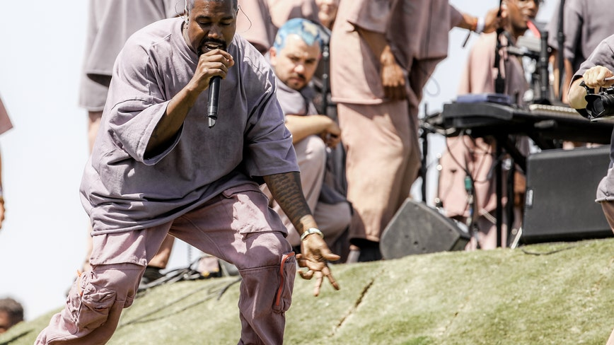 Kanye West draws thousands to Tempe for 'Awaken 2020'