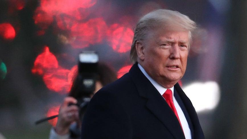 Trump impeachment trial: Senate floor belongs to president's team as defense case opens