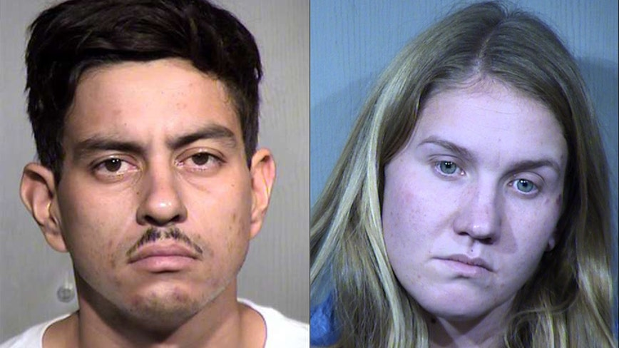 Police: Suspects involved in officer-involved shooting in Queen Creek wanted for over 100 felony offenses