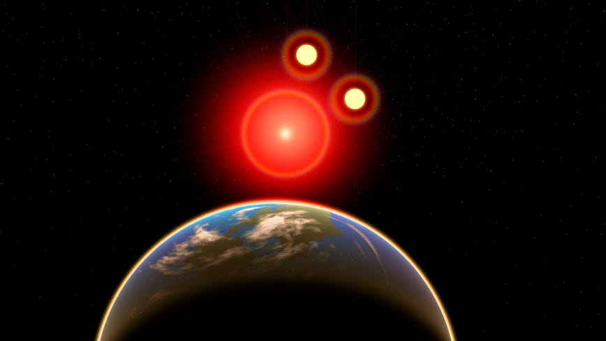 Researchers discover potential super-Earth orbiting star closest to our sun