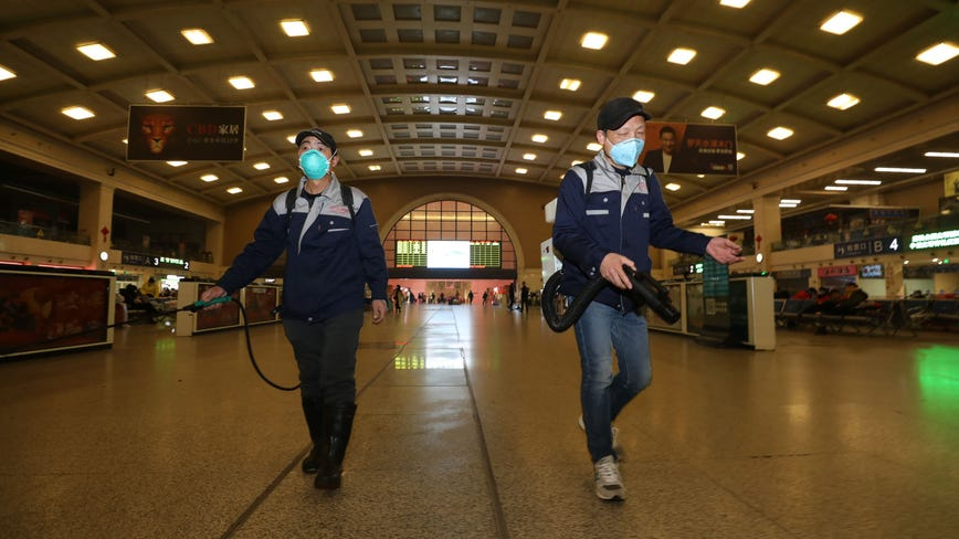 Coronavirus cases rise to 440 with 9 deaths in China, prompting fears of wider spread