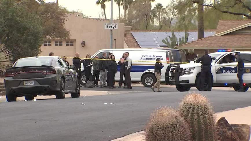 21-year-old found dead in shot-out car in North Phoenix was a rapper