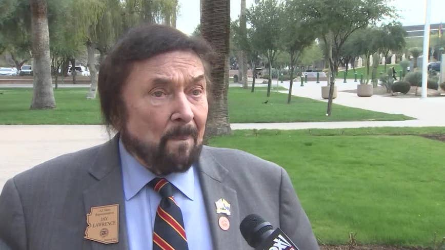 Arizona GOP lawmaker claims he 'misspoke' in audio recording of controversial remarks made during event