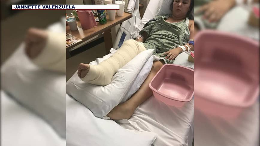 Valley woman accuses Phoenix Police officer of failing to file accident report correctly