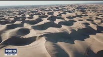 Valley couple's mission to keep the Imperial Sand Dunes clean picks up steam