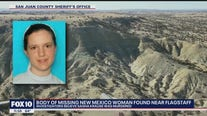 Body of missing New Mexico woman found in Arizona identified