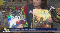 Thrifty Thursday: VNSA Used Book Sale at Arizona State Fairgrounds