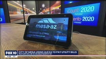 Mesa residents can now pay their bills with the help of Amazon's Alexa