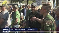 Gun rights supporters gather for 2nd Amendment rally at Arizona State Capitol