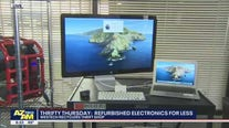 Thrifty Thursday: Refurbished electronics at Westech Recyclers Thrift Shop