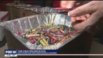 The Crayon Initiative: Recycling old crayons for sick children