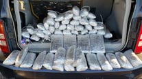 Yuma Border Patrol agents seize over $300k in meth, Fentanyl at I-8 immigration checkpoint
