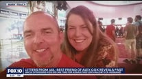 Letters reveal Alex Cox's intense focus on Lori Vallow's ex-husband, even while behind bars