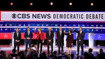 AP Fact Check: Claims from the Democratic debate on February 25