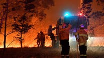 20 firefighters return to SoCal after battling raging fires in Australia