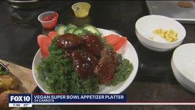Vegan appetizers for Super Bowl Sunday