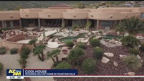 Cool House: Hilltop home in Fountain Hills