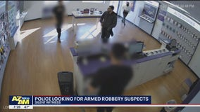 Silent Witness Saturday: Suspects sought, accused of robbing Metro PCS store